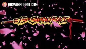 15 Samurai (Merkur Gaming) Slot Review