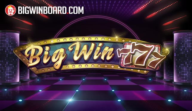 Slot big win 777