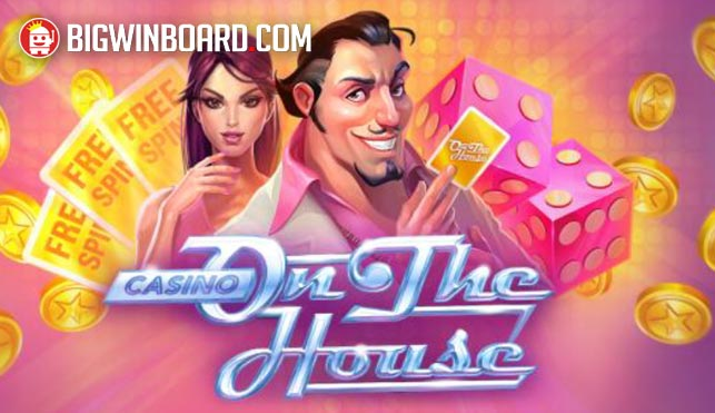 Casino on the House (STHLM Gaming) Slot Review
