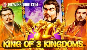King of 3 Kingdoms (NetEnt) Slot Review