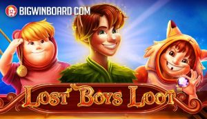 Lost Boys Loot (iSoftBet) Slot Review