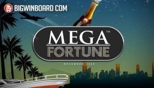 Mega Fortune (NetEnt) Slot Review
