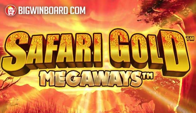 safari gold megaways