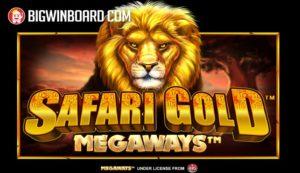 Safari Gold Megaways (Blueprint Gaming) Slot Review