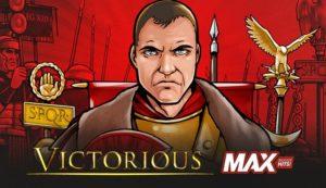 Victorious MAX (NetEnt) Slot Review