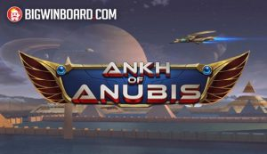 Ankh of Anubis (Play'n GO) Slot Review