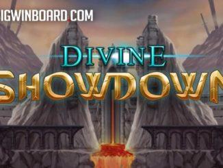 divine showdown slot