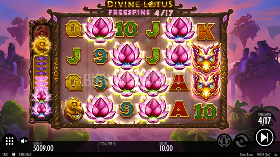 Divine Lotus