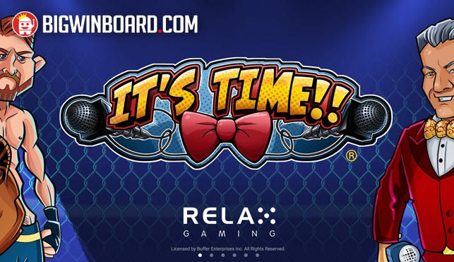 It's Time (Relax Gaming) Slot Review
