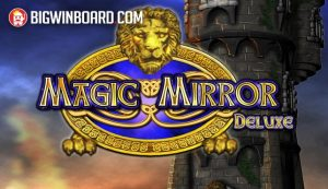 Magic Mirror Deluxe II (Merkur Gaming) Slot Review