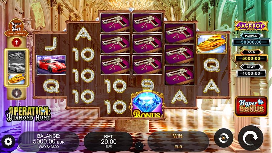 Play harrahs casino online