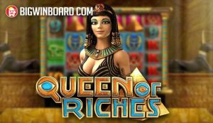 Queen of Riches Megaways