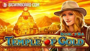 Book of Ra – Temple of Gold (Novomatic) Slot Review