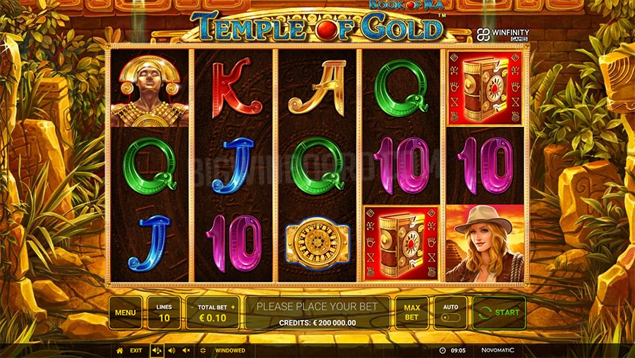 what casinos how the book of ra slot machine