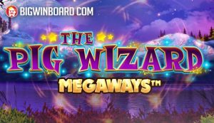 The Pig Wizard Megaways (Blueprint Gaming) Slot Review