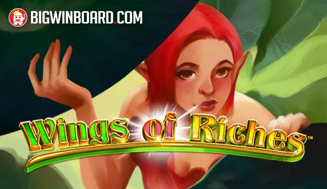 Wings of Riches (NetEnt) Slot Review