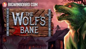 The Wolf's Bane (NetEnt) Slot Review