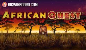African Quest (Triple Edge Studios) Slot Review