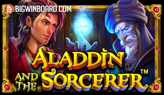 Aladdin and the Sorcerer (Pragmatic Play) Slot Review