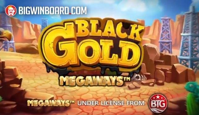 black gold megaways