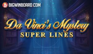 Da Vinci's Mystery Super Lines (Red Tiger) Slot Review