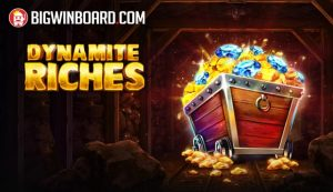 Dynamite Riches (Red Tiger) Slot Review
