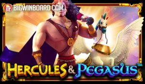 Hercules & Pegasus (Pragmatic Play) Slot Review