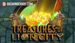 Treasures of Lion City (Pulse 8 Studios) Slot Review