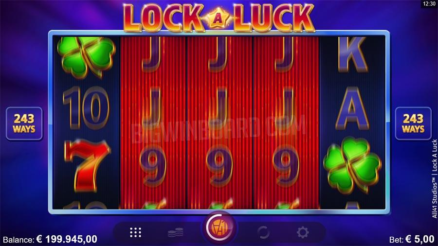 lock a luck