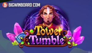 Tower Tumble (Relax Gaming) Slot Review