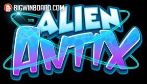 Alien Antix (Blueprint Gaming) Slot Review