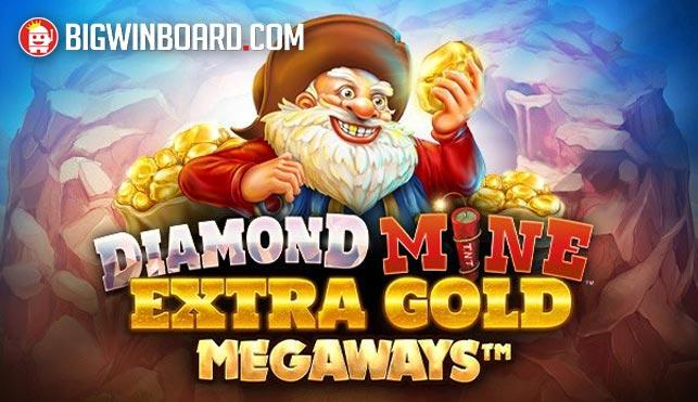 diamond mine extra gold megaways