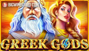 Greek Gods (Pragmatic Play) Slot Review
