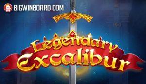 Legendary Excalibur (Red Tiger) Slot Review