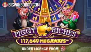 Piggy Riches Megaways (Red Tiger) Slot Review