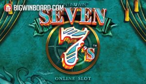 Seven 7's (Crazy Tooth Studio) Slot Review
