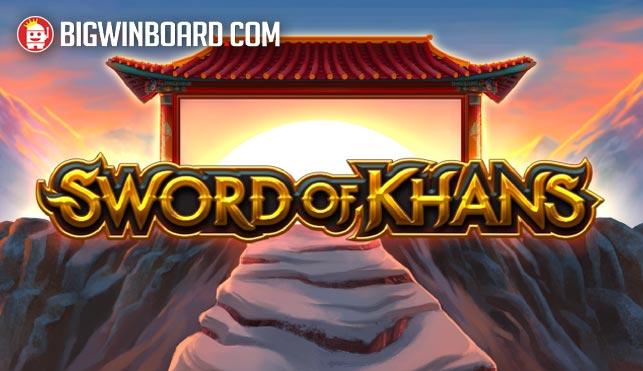 Sword of Khans (Thunderkick) Slot Review