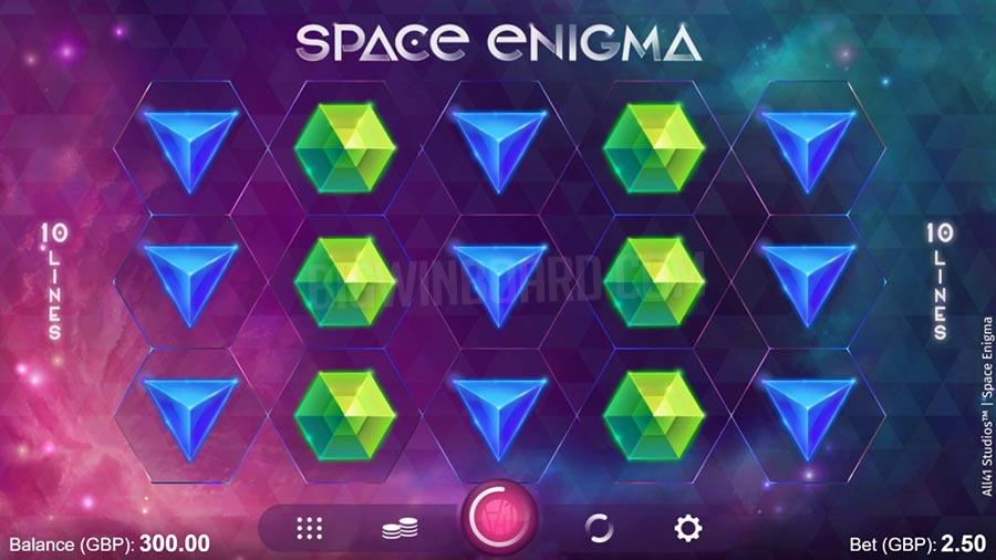 space engima