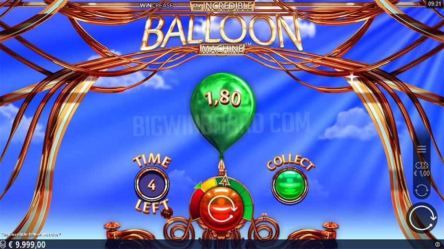 balloon slot