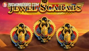 Jewel Scarabs (Red Tiger) Slot Review