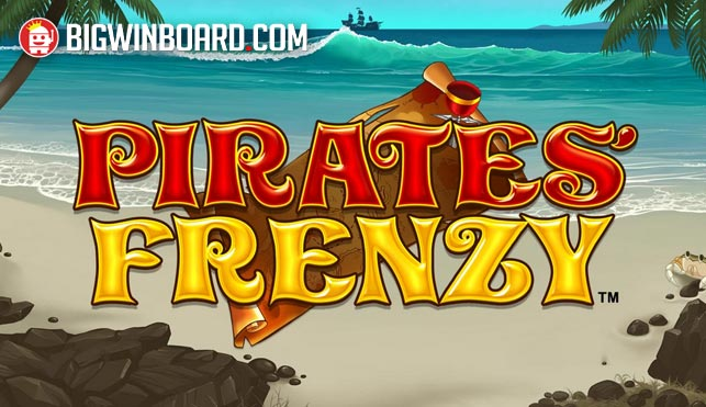 Pirates Frenzy Reel Time Gaming Slot Review Demo