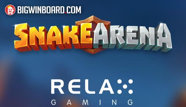 Snake Arena (Relax Gaming) Slot Review