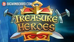 Treasure Heroes (Rabcat) Slot Review