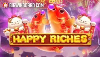 happy riches slot
