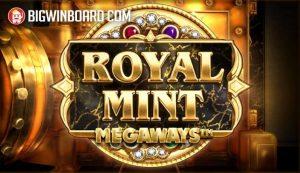 Royal Mint Megaways (Big Time Gaming) Slot Review