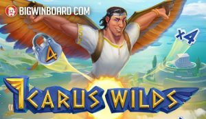 Icarus Wilds (Sthlm Gaming) Slot Review