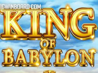 king of babylon