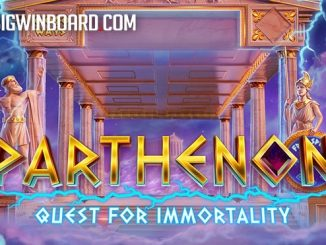 Parthenon Quest For Immortality