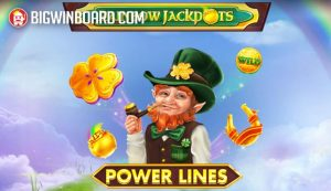 Rainbow Jackpots Power Lines (Red Tiger) Slot Review
