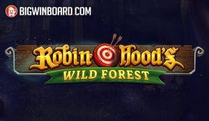 Robin Hood's Wild Forest (Red Tiger) Slot Review